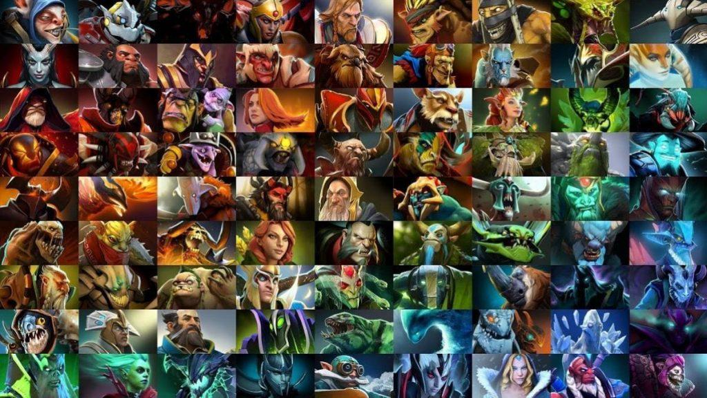 Dota Heroes